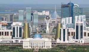 KAZAKHSTAN-ASTANA-AREAL