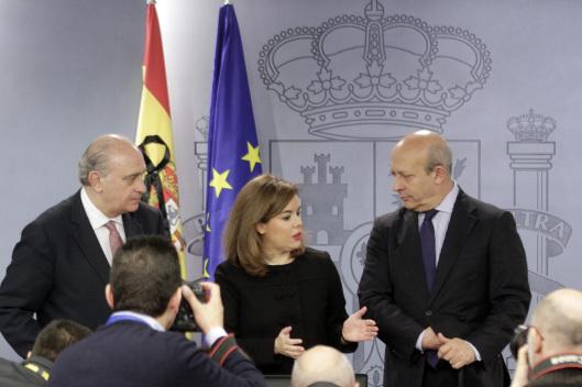 Rueda de prensa del Consejo de  Ministros de m