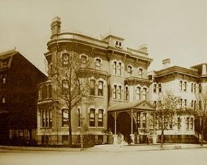 Wahington DC Korean legation building